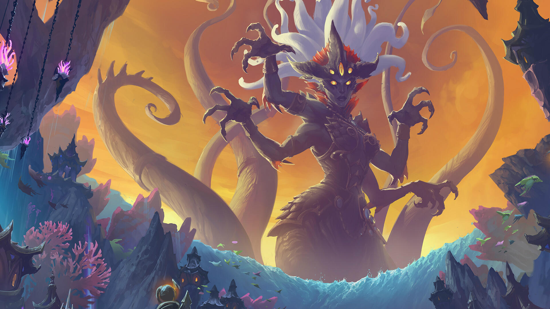 WoW's Rise of Azshara Patch Points Toward a Potentially Brighter Future