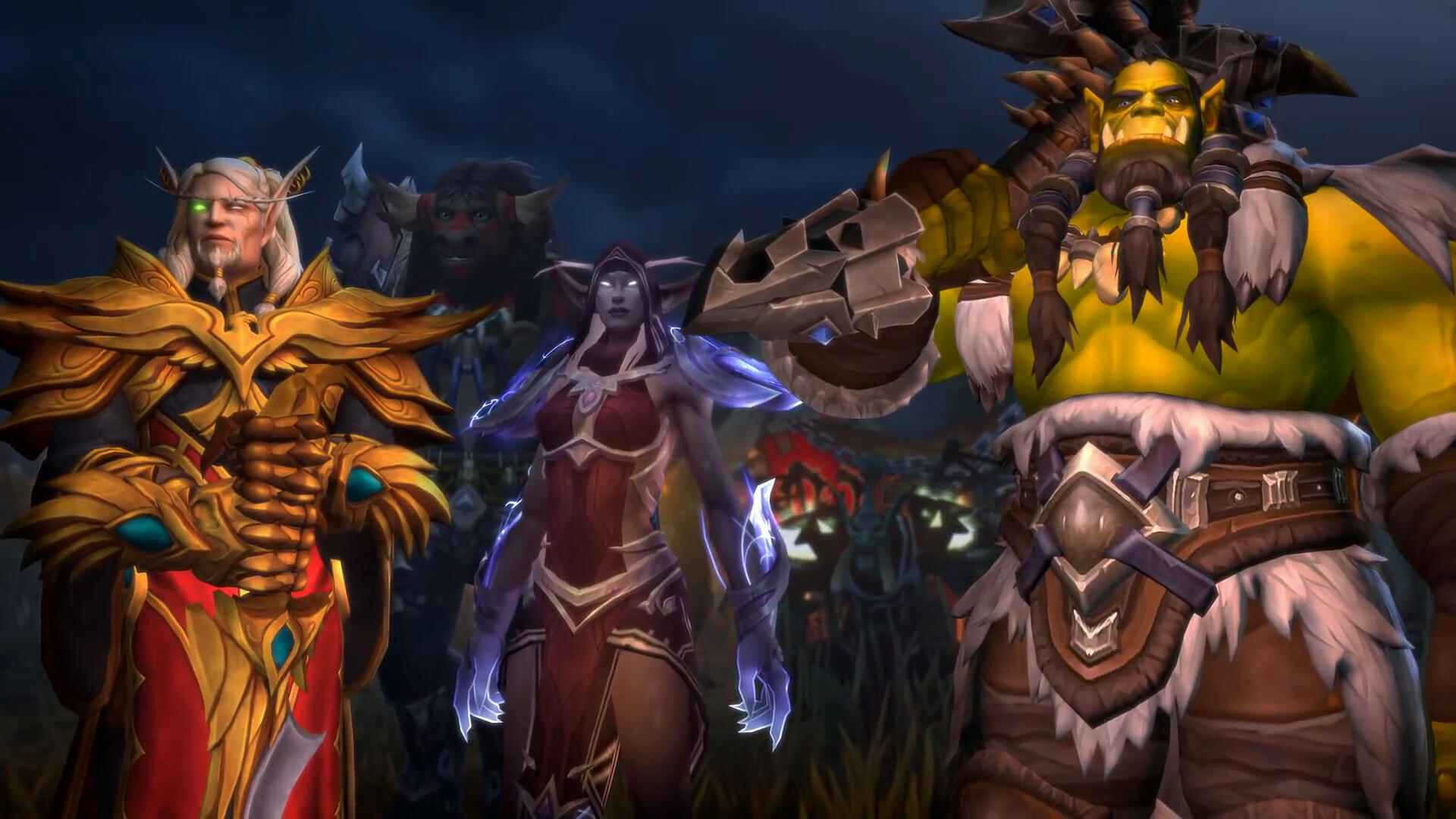 Battle for Azeroth's Latest Patch Might Signal The End of An Era for World of Warcraft