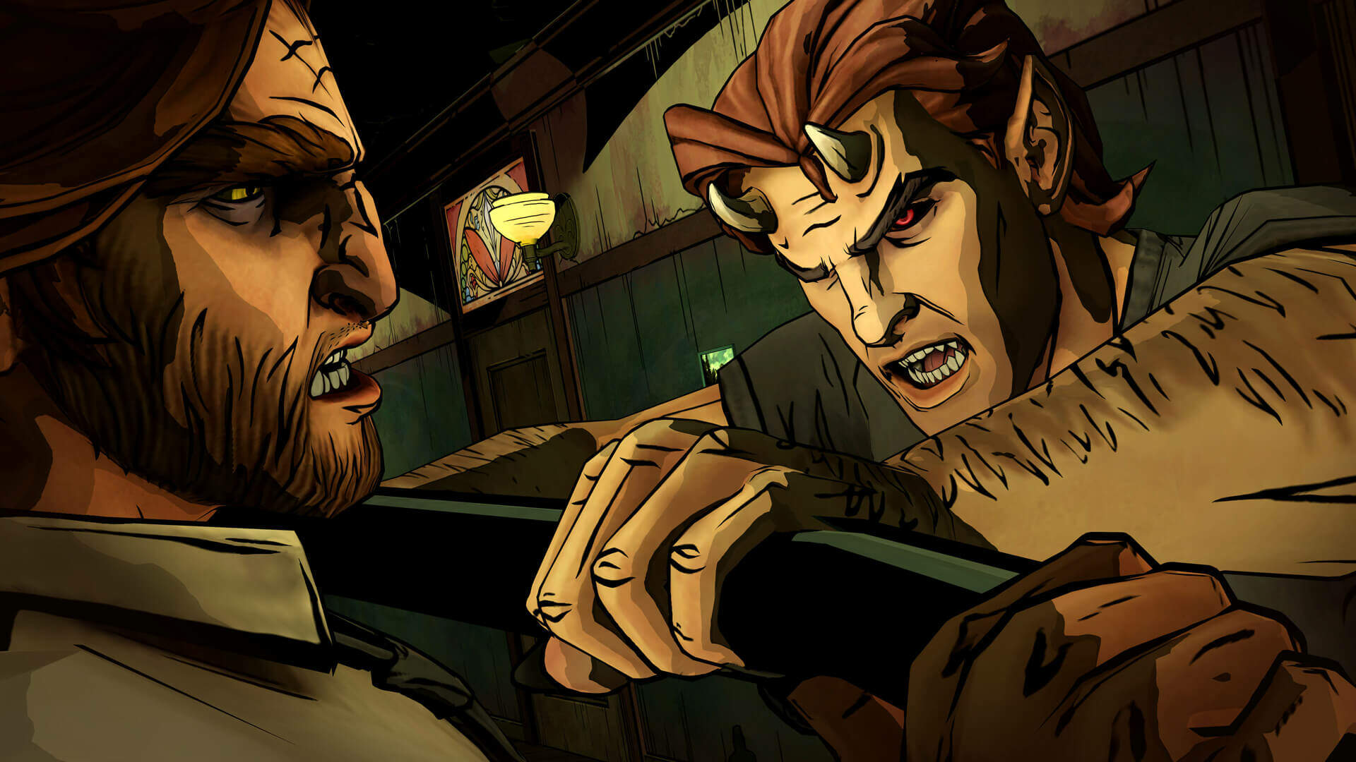 The Wolf Among Us 2 is Starting From Scratch, Telltale Confirms [Update]