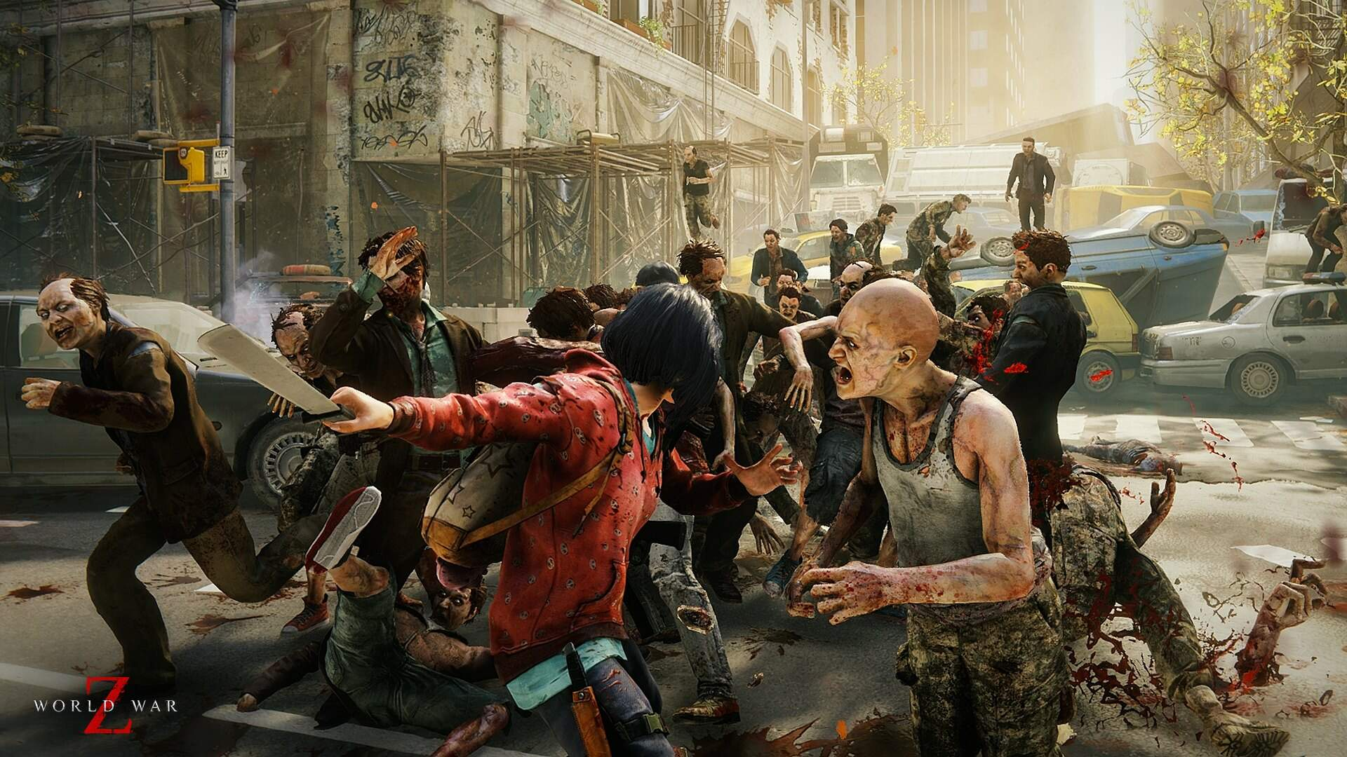 World War Z Classes Best Class Levelling Up Upgrading Skills