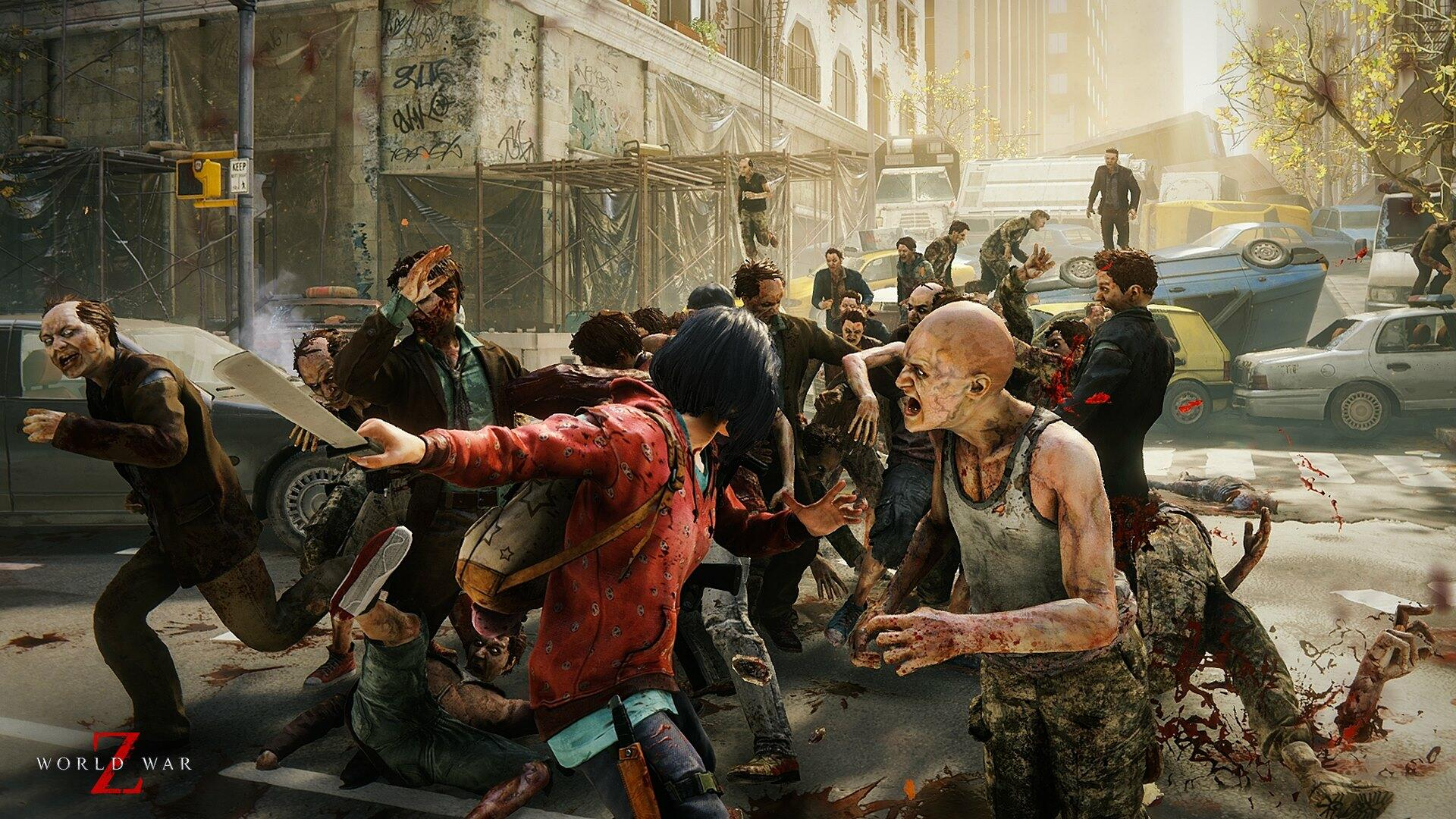 World War Z Classes - Best Class, Levelling Up, Upgrading Skills