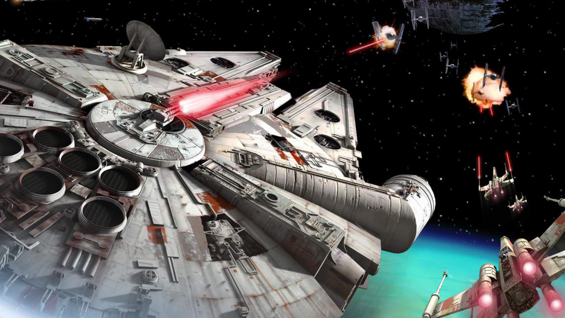 X-Wing Alliance Came Out 20 Years Ago Today, And We've Seen Little Like It Since