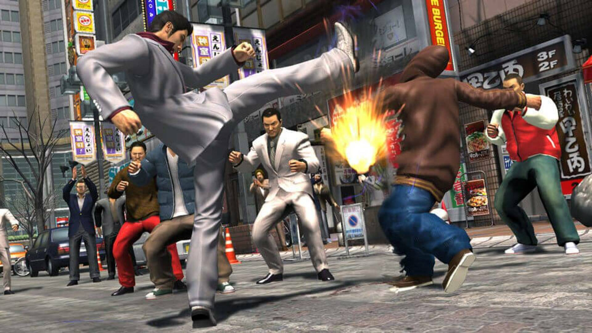 Yakuza 3 Remastered is Out Now, 4 and 5 Are On The Way | USgamer