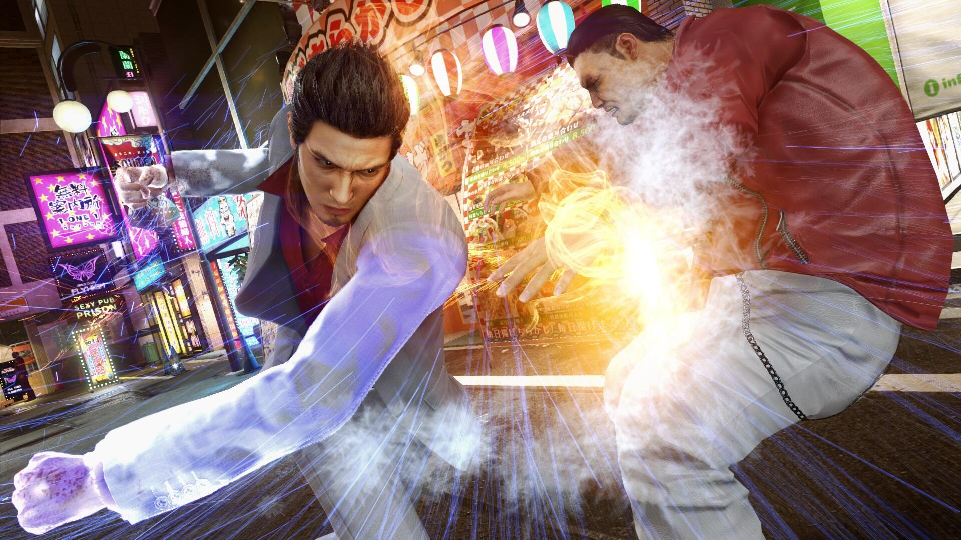 Yakuza Director: PS5 Graphics are the Best We've Ever Seen, But PS4 Will Remain Relevant