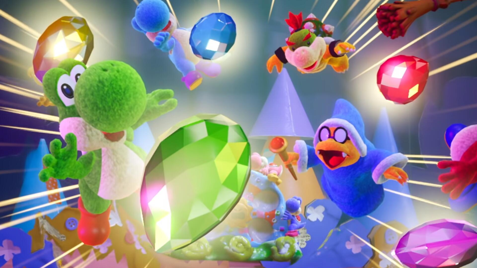Yoshi's Crafted World Release Date, Gameplay, Trailer, Box Art