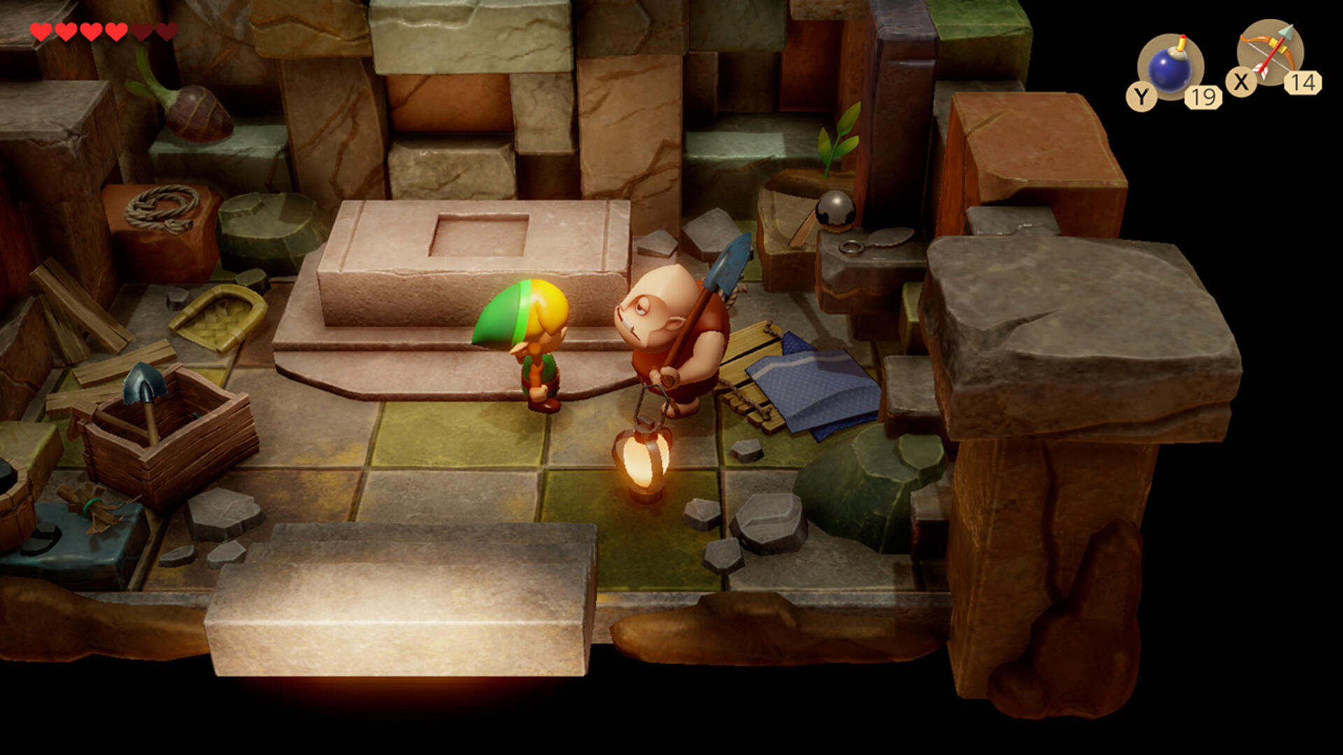 New Areas Uncovered in The Legend of Zelda: Link's Awakening E3 Demo