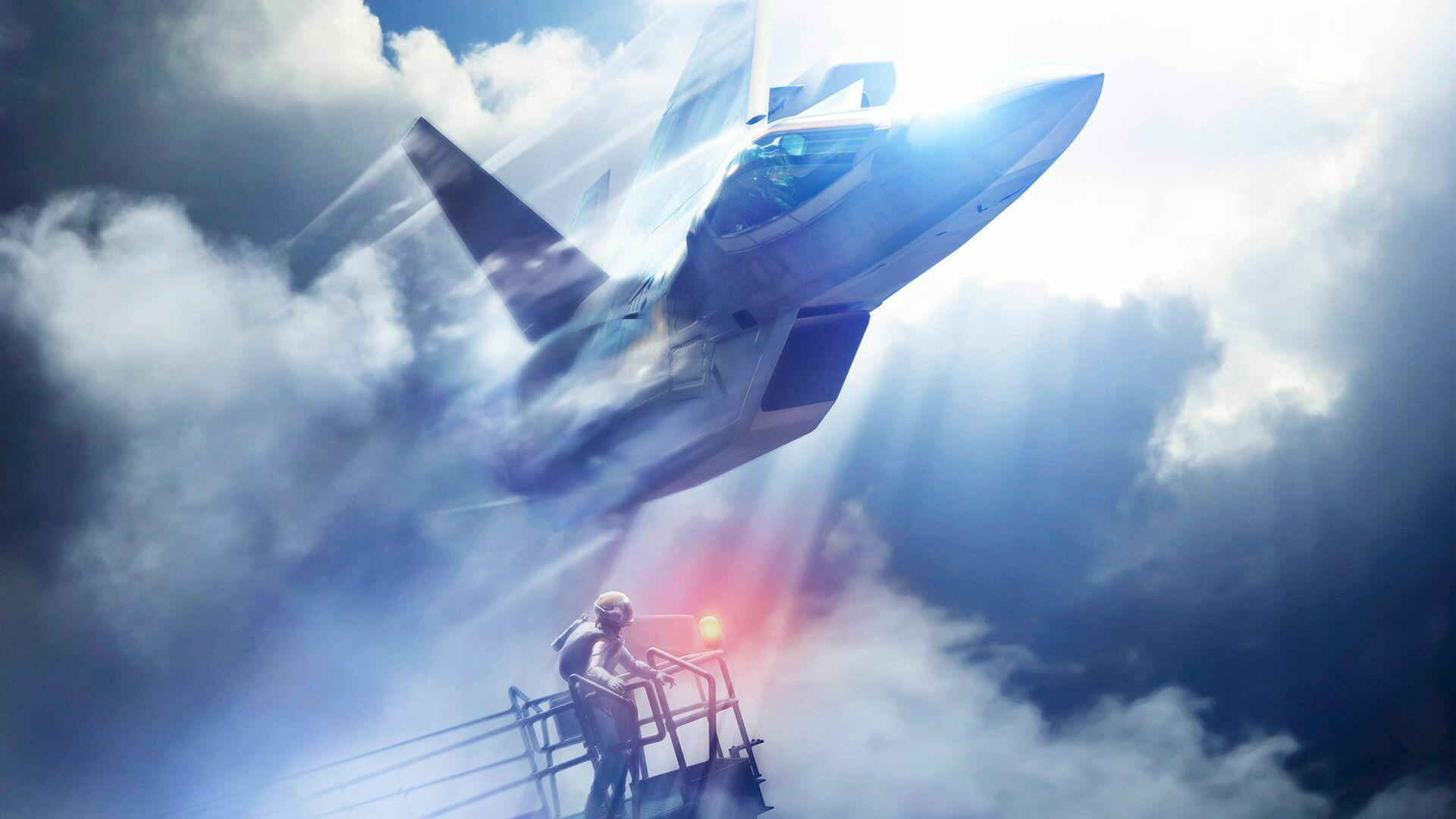 Ace Combat 7 Boasts Strong Sales, but There's a Sad Story Behind Dog.JPG