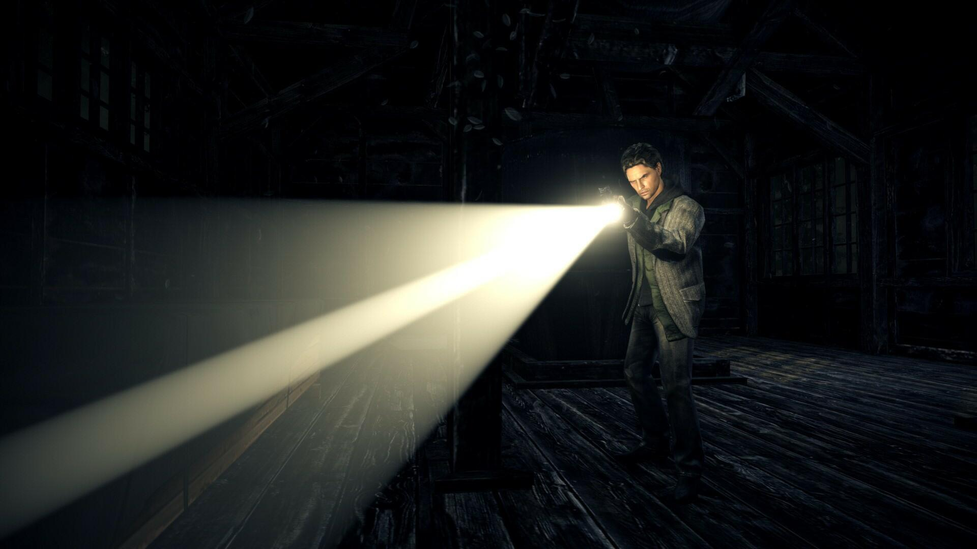 Alan Wake On PlayStation Could Happen, As Rights Revert Back To Remedy