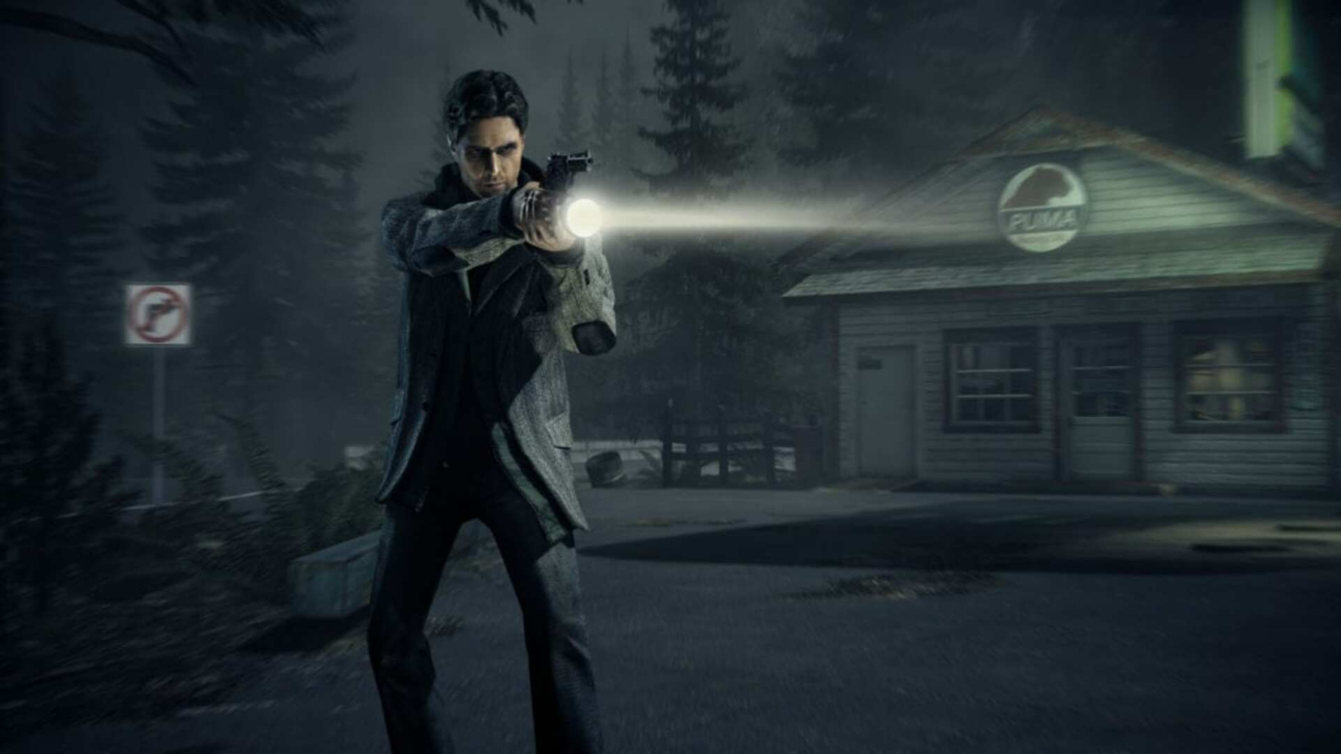 Alan Wake 2 Was Once in Development