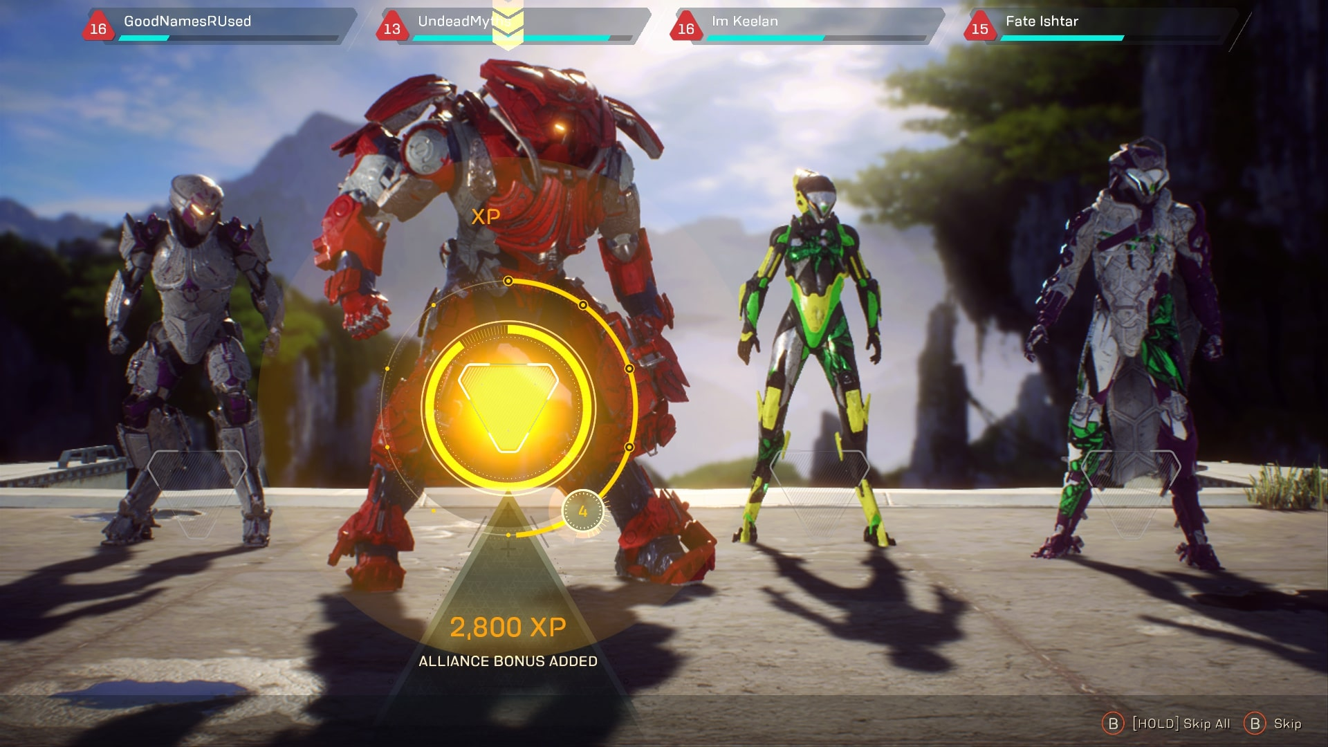 Anthem Alliance System Explained - How to Join an Alliance, How to