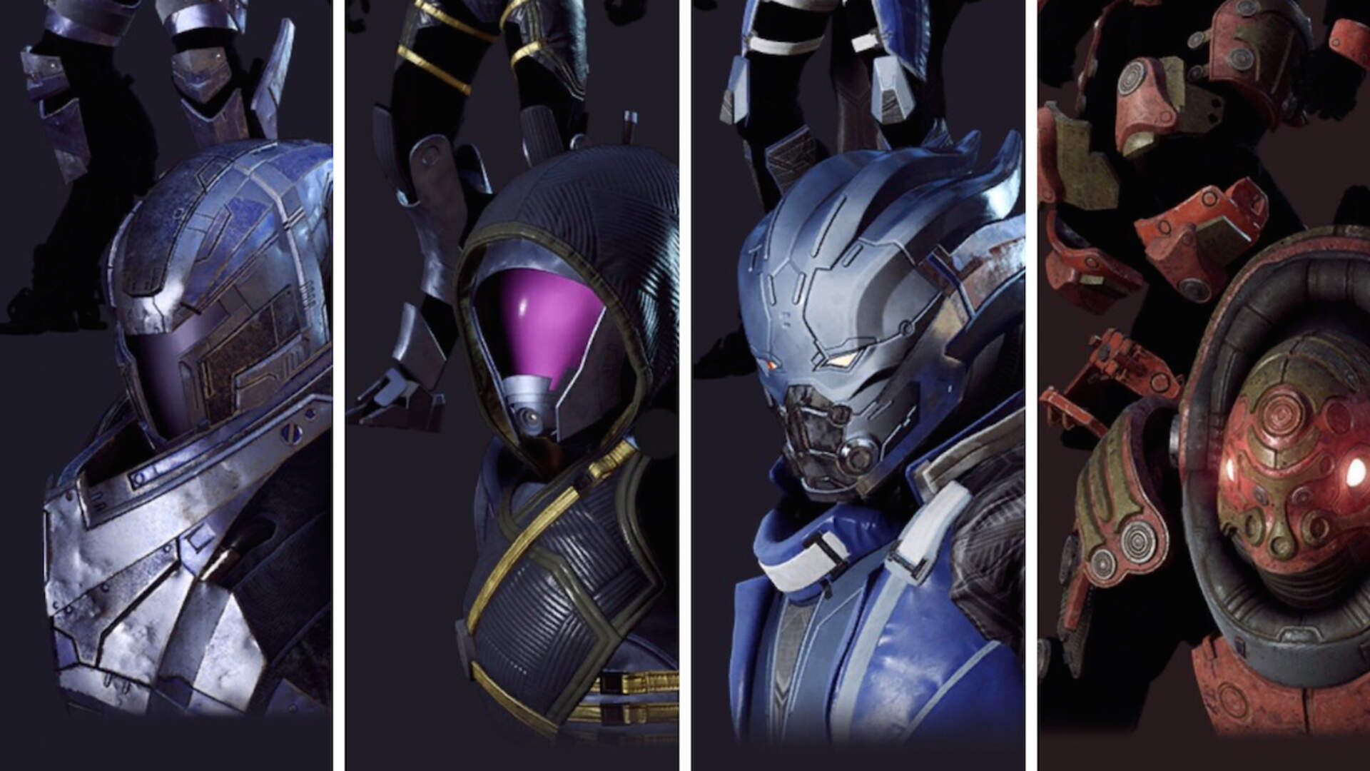 This N7 Day, You Can Take Some Mass Effect Armor Sets for a Spin in Anthem