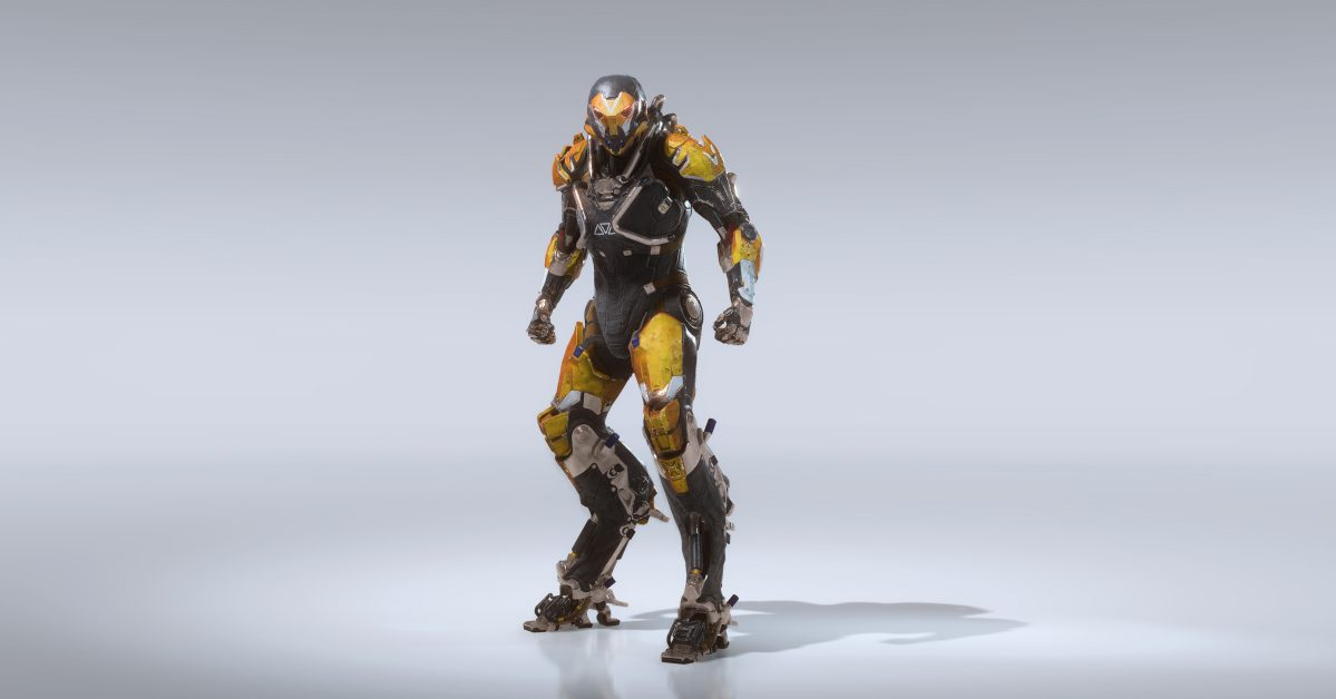Anthem Ranger Best Builds All Weapons Abilities And Grenades For