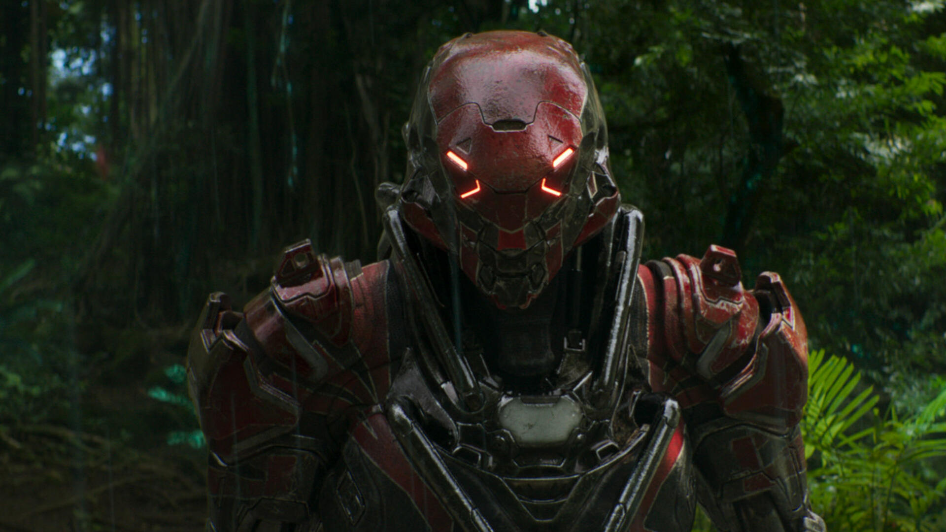 Neil Blomkamp's Live-Action Anthem Trailer Is Gorgeous, but Does Nothing to Explain the Game's Plot