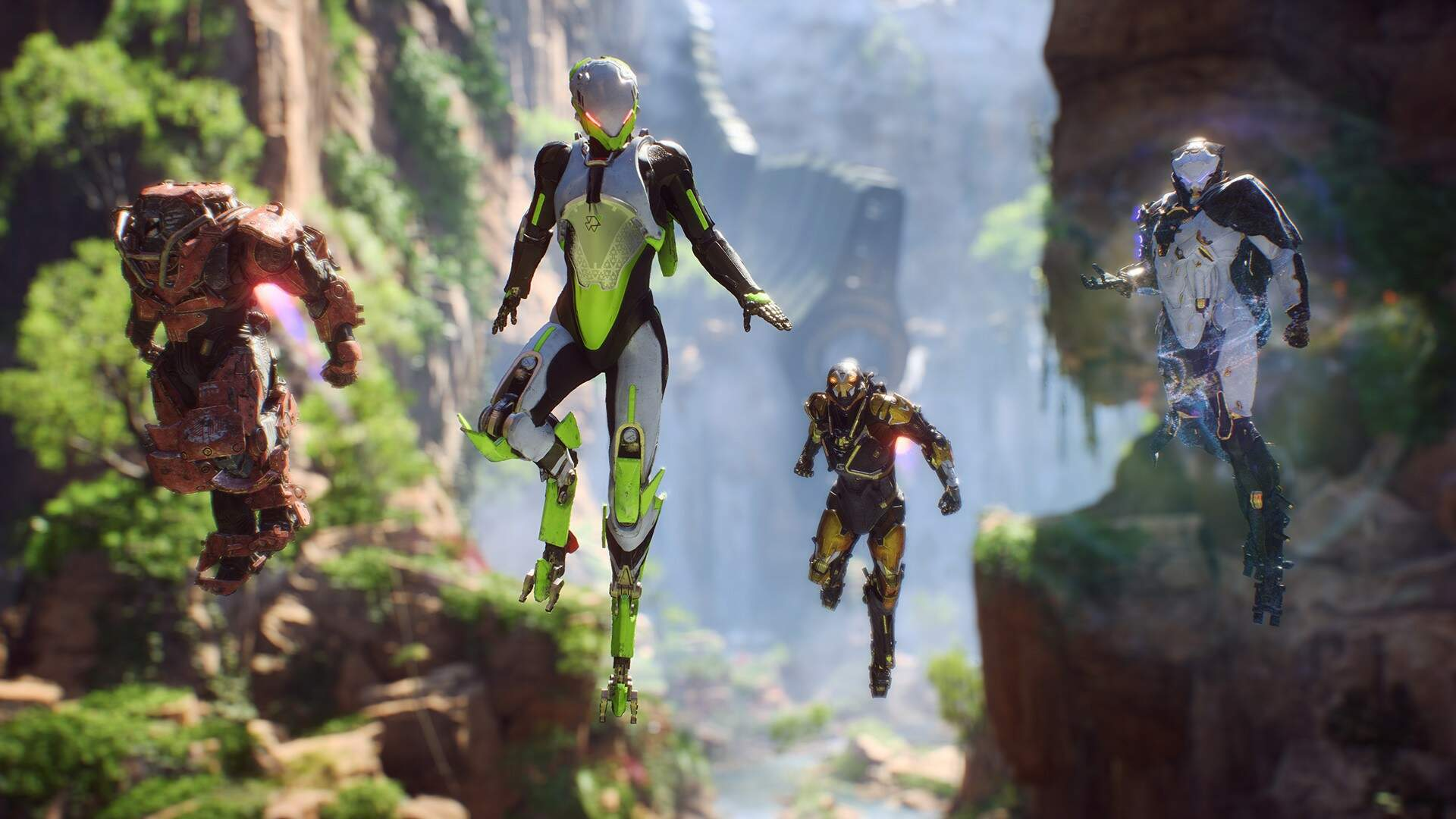 It Looks Like Anthem Avoided an Early Microtransaction Controversy