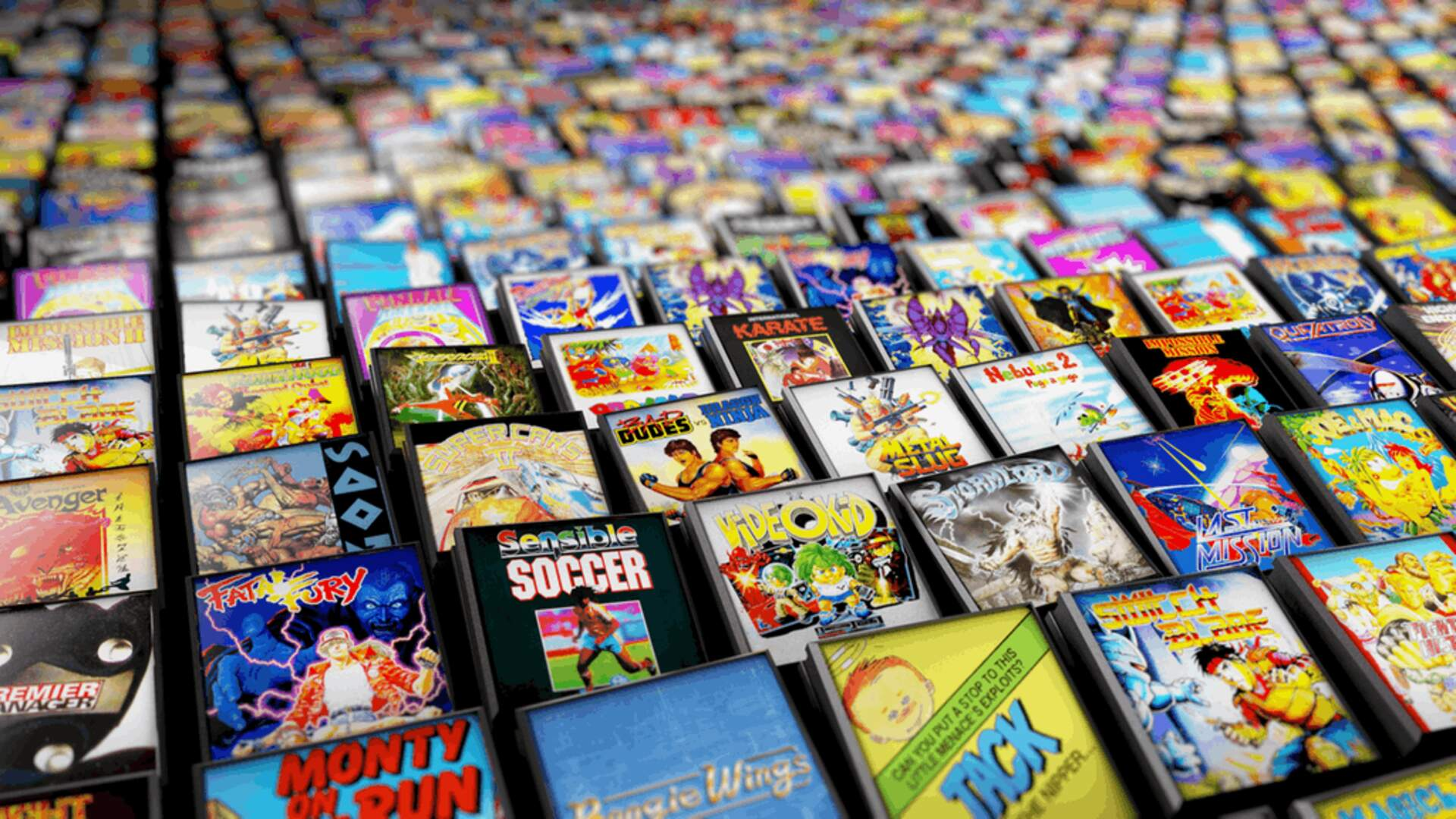Antstream Wants to Stream Retro Games Directly to You