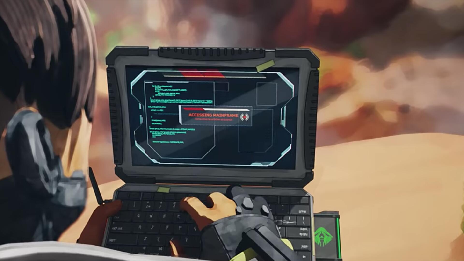 Apex Legends Finally Lets Us See Crypto, and Now the Memes Are Flowing
