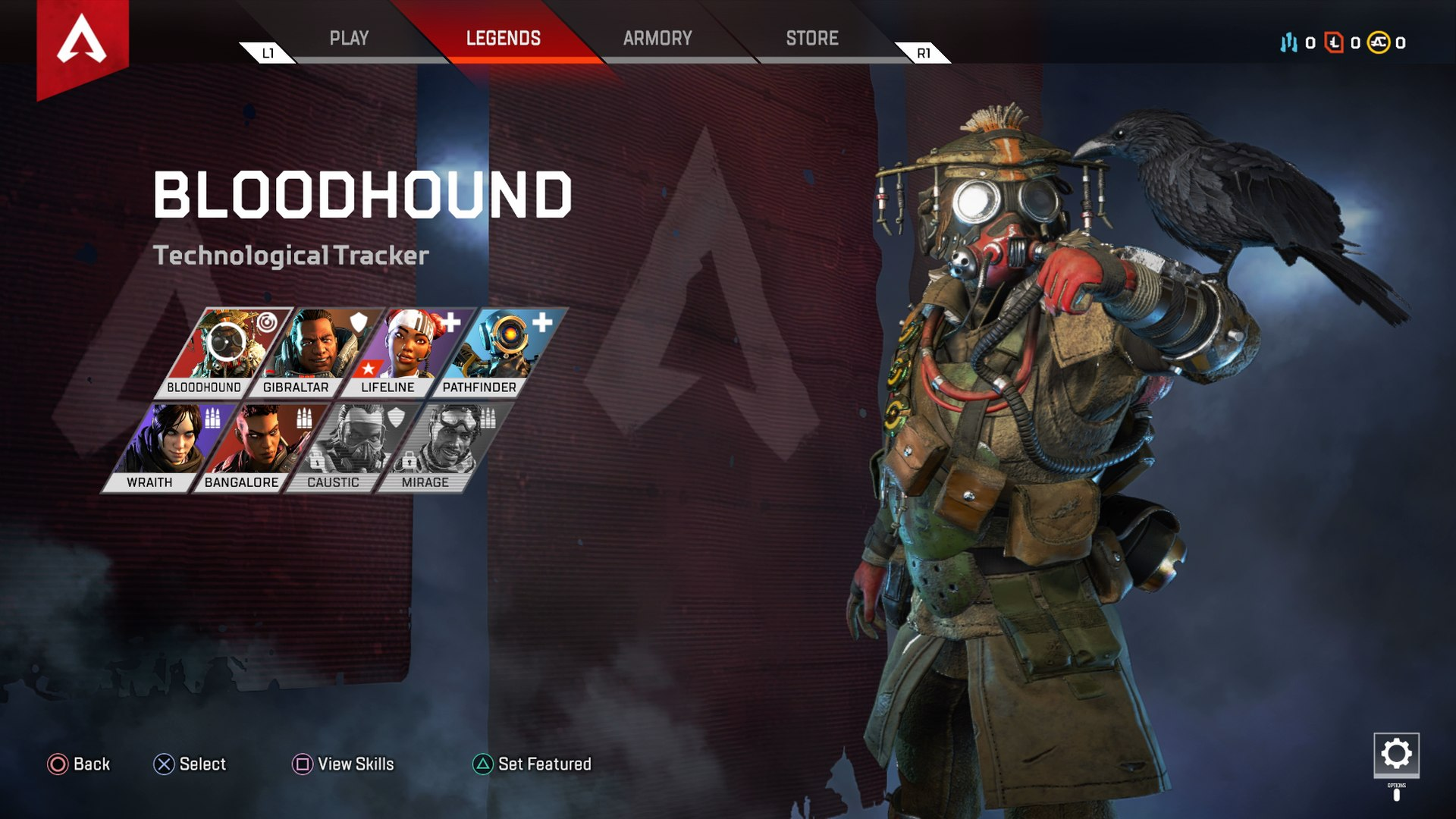 Complete Apex Legends Characters List, Including All Abilities | USgamer