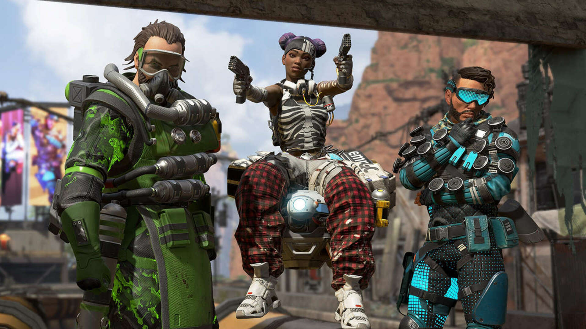 Apex Legends Is Here to Stay