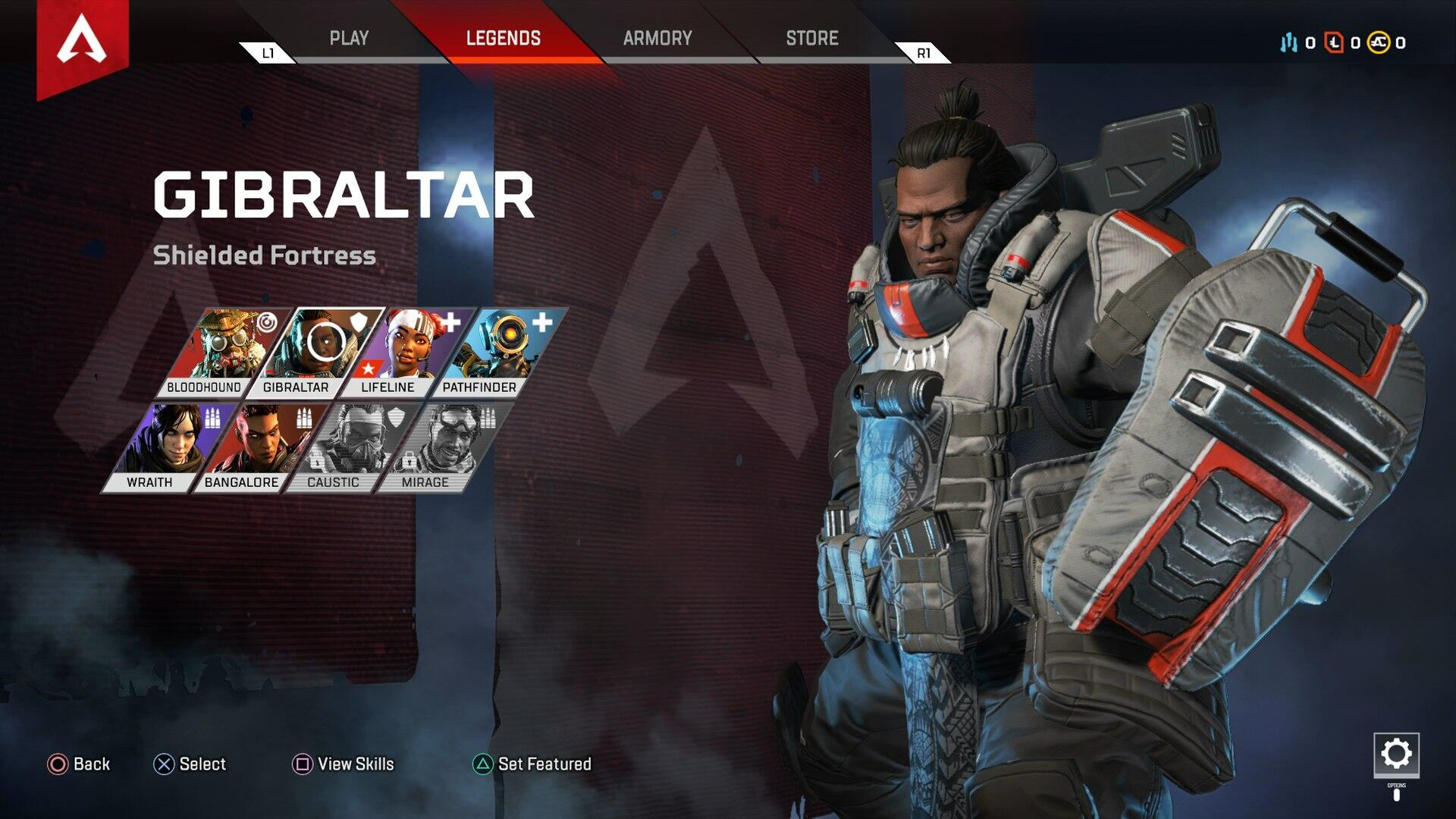 Apex Legends Gibraltar - Lore, Tips, Abilities, Legendary Skins, How to Win With Gibraltar