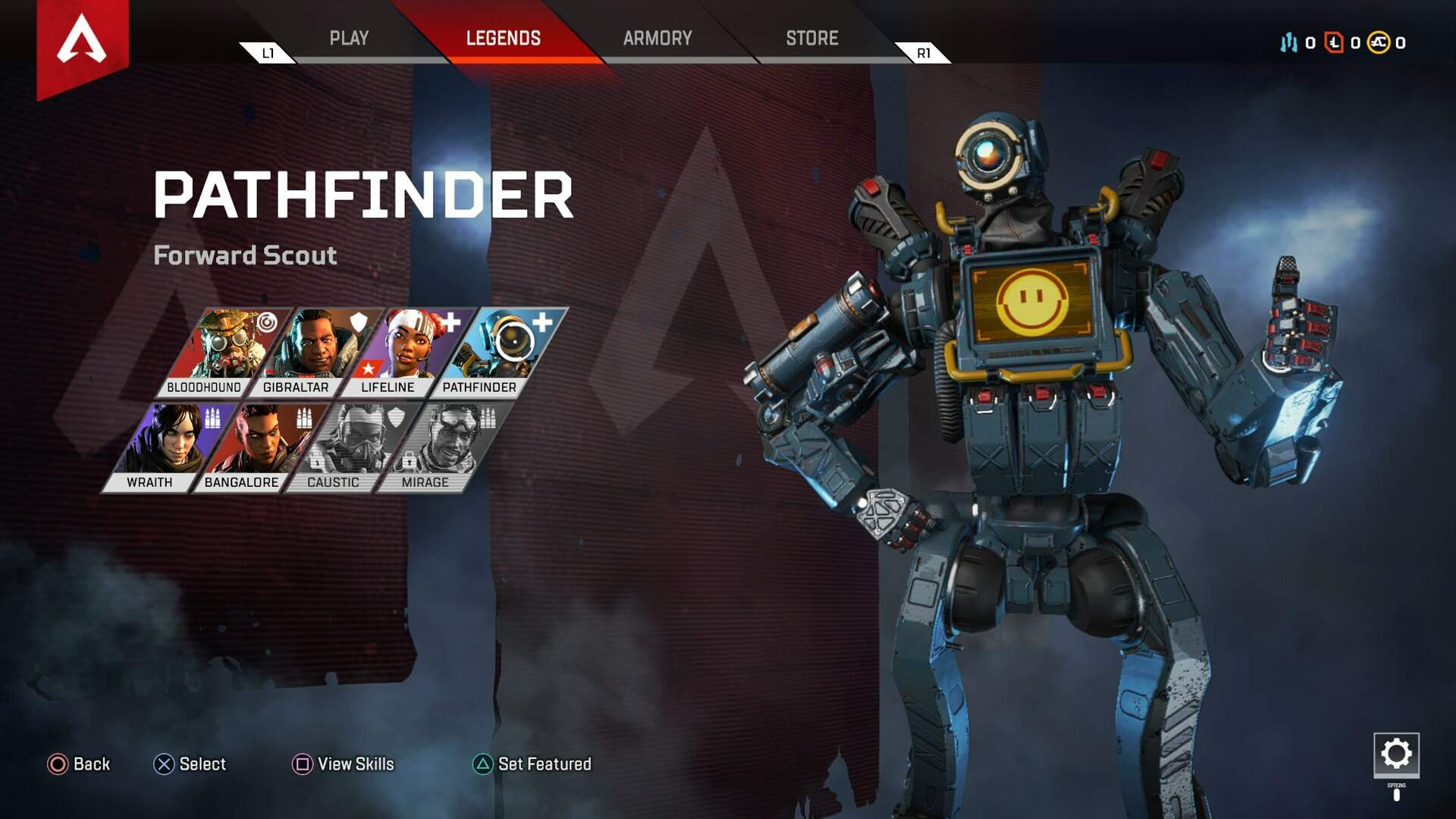 Apex Legends Pathfinder - Lore, Tips, Abilities, Legendary Skins, How to Win With Pathfinder