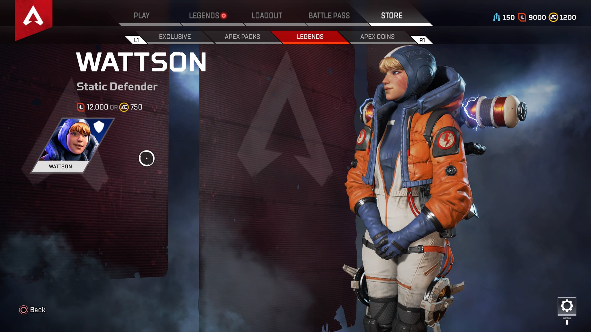 Apex Legends Wattson Abilities Skins How To Win With Wattson