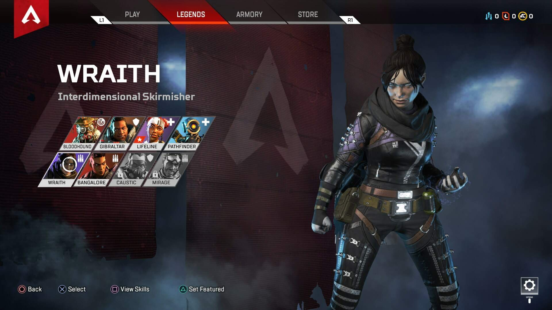 Apex Legends Wraith - Lore, Tips, Abilities, Legendary Skins, How to Win With Wraith