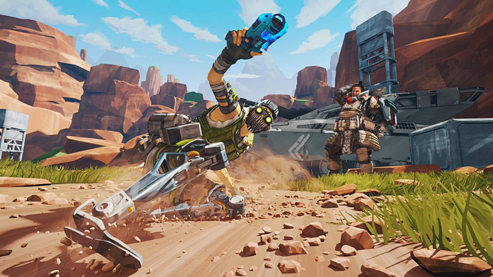 Apex Legend S Surprise Third Person Mode Taught Me More About