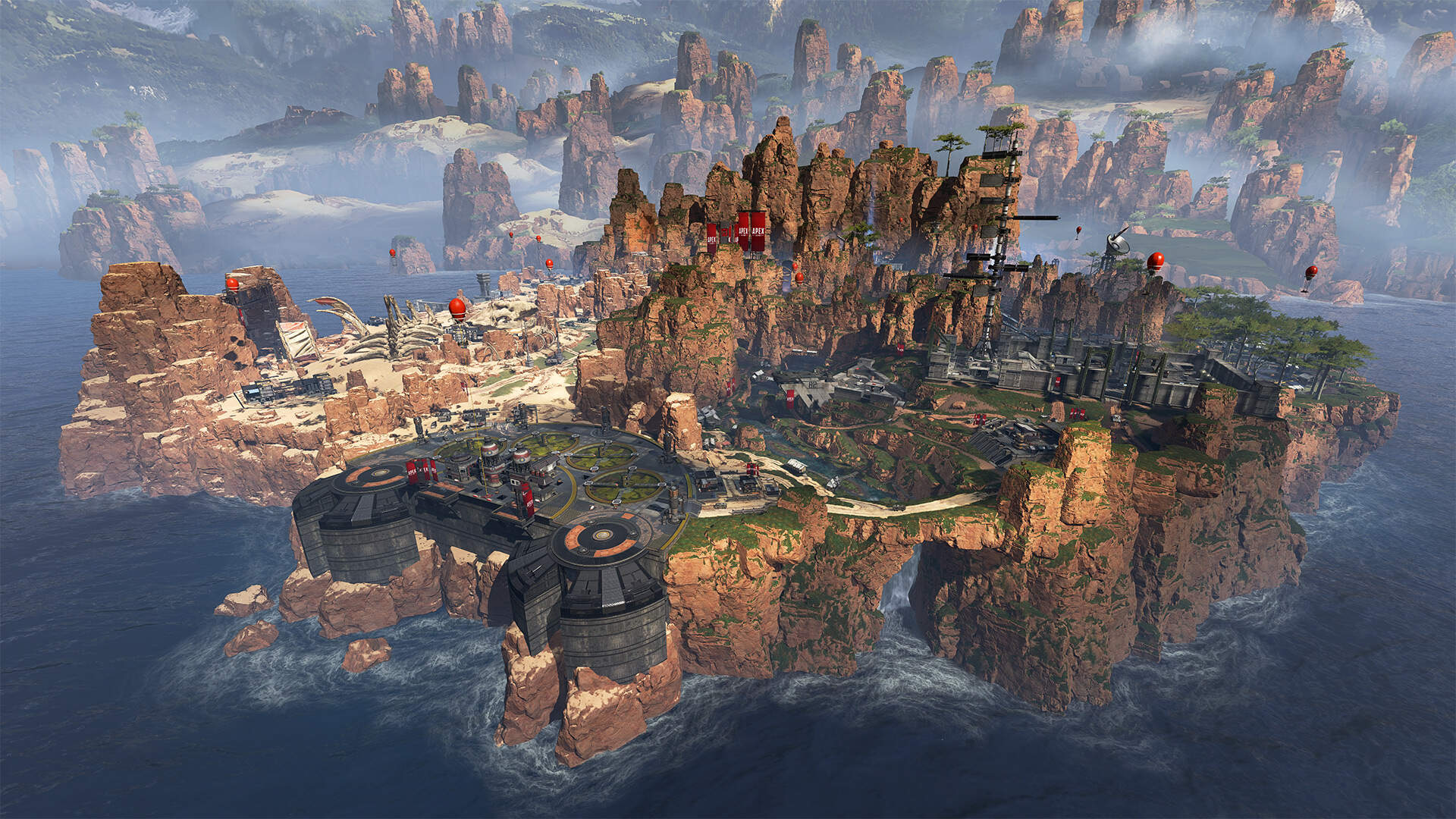 Apex Legends Is Bringing Back Its Original Map For a Limited Time