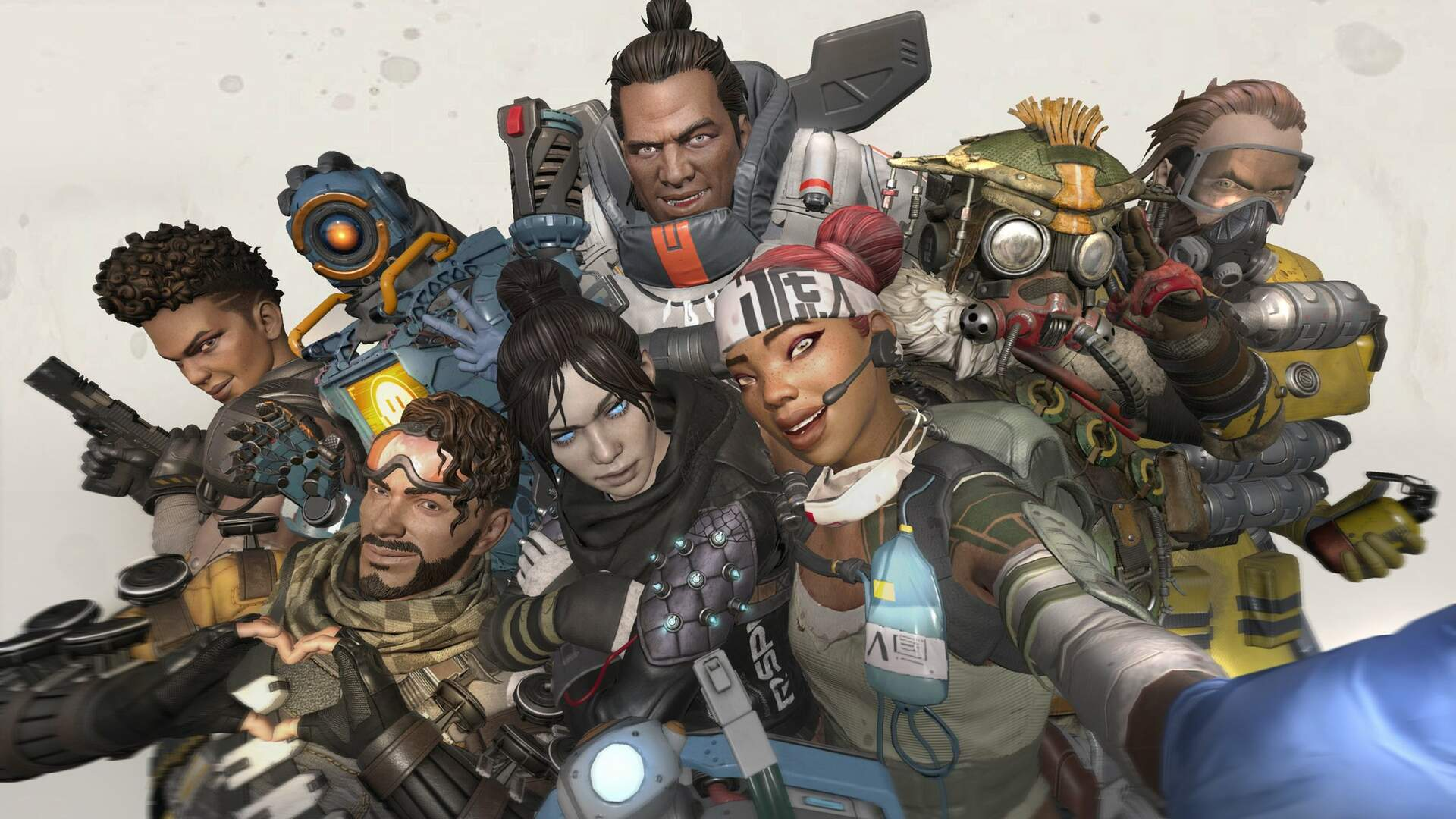 "Apex Legends Player ""Hijacks"" Portland Airport TV to Squeeze in a Vital Match"