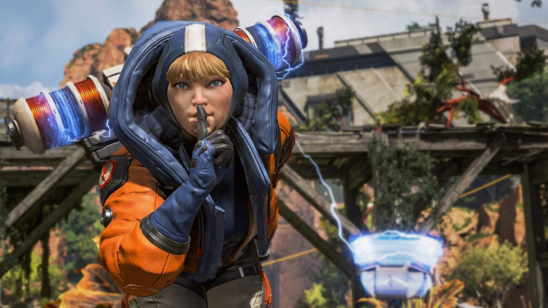 Hands-On With Apex Legend's New Character: How Wattson Will Shake Up Your Team Dynamic