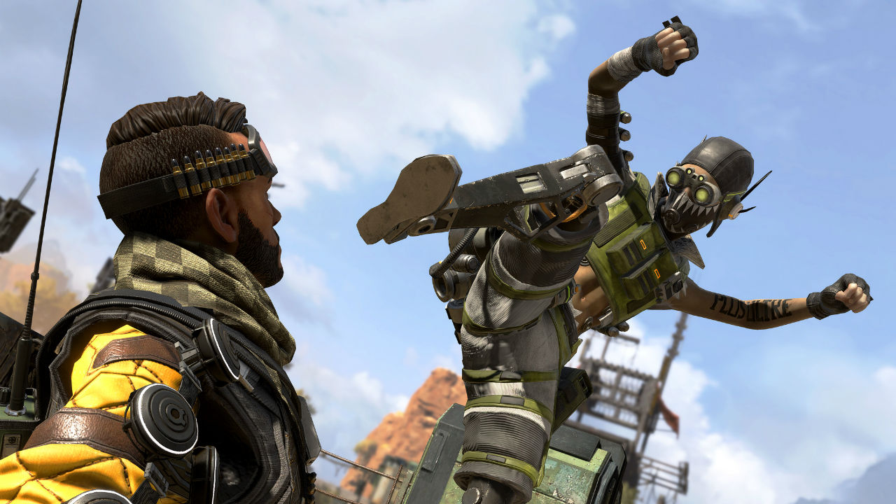 Is Apex Legends Cross-Play for PS4 and Xbox One? | USgamer
