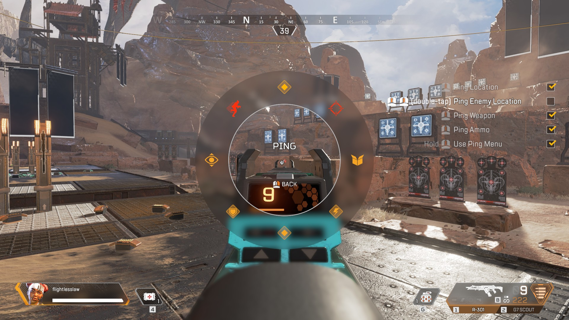 The Apex Legends Players Who Are Using the Ping System to