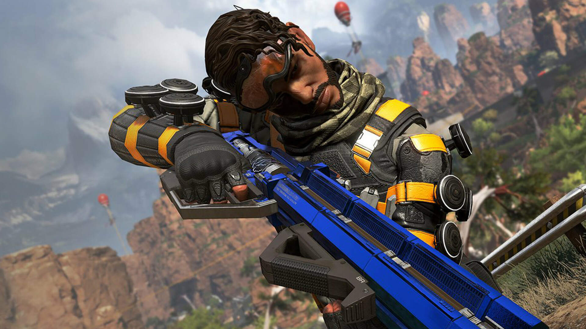Apex Legends is Sticking With Seasonal Update to Not Overwork the Team, Respawn Founder Says