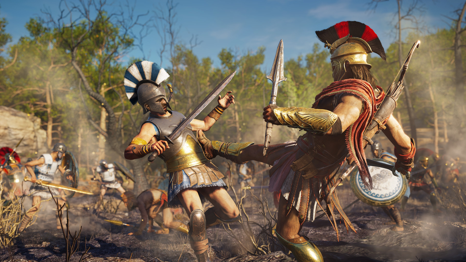 161 799 8003 782 70 Assassin's Creed Odyssey - Best Weapons