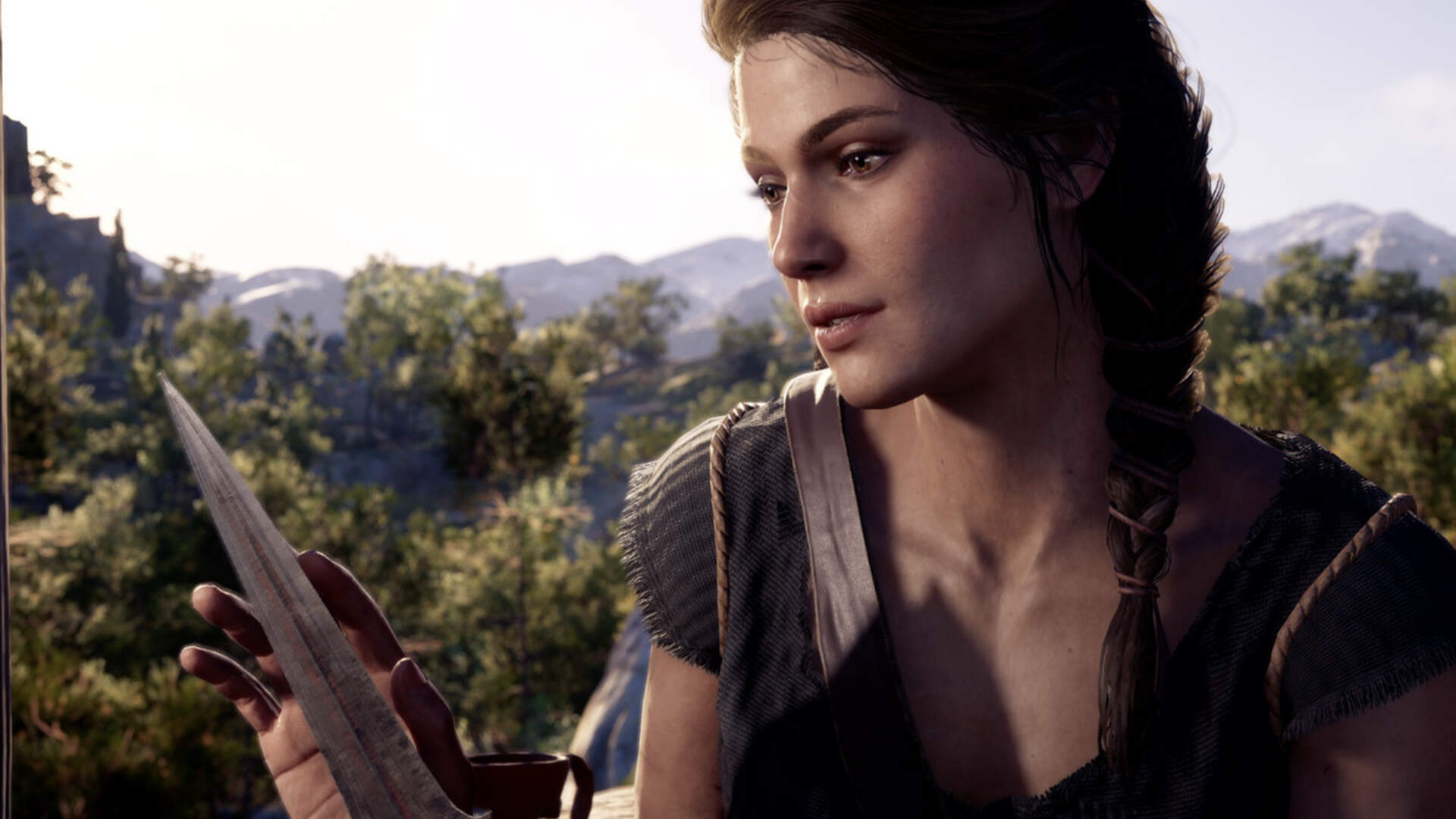 Assassin's Creed Odyssey Director Apologizes for Forced Romance