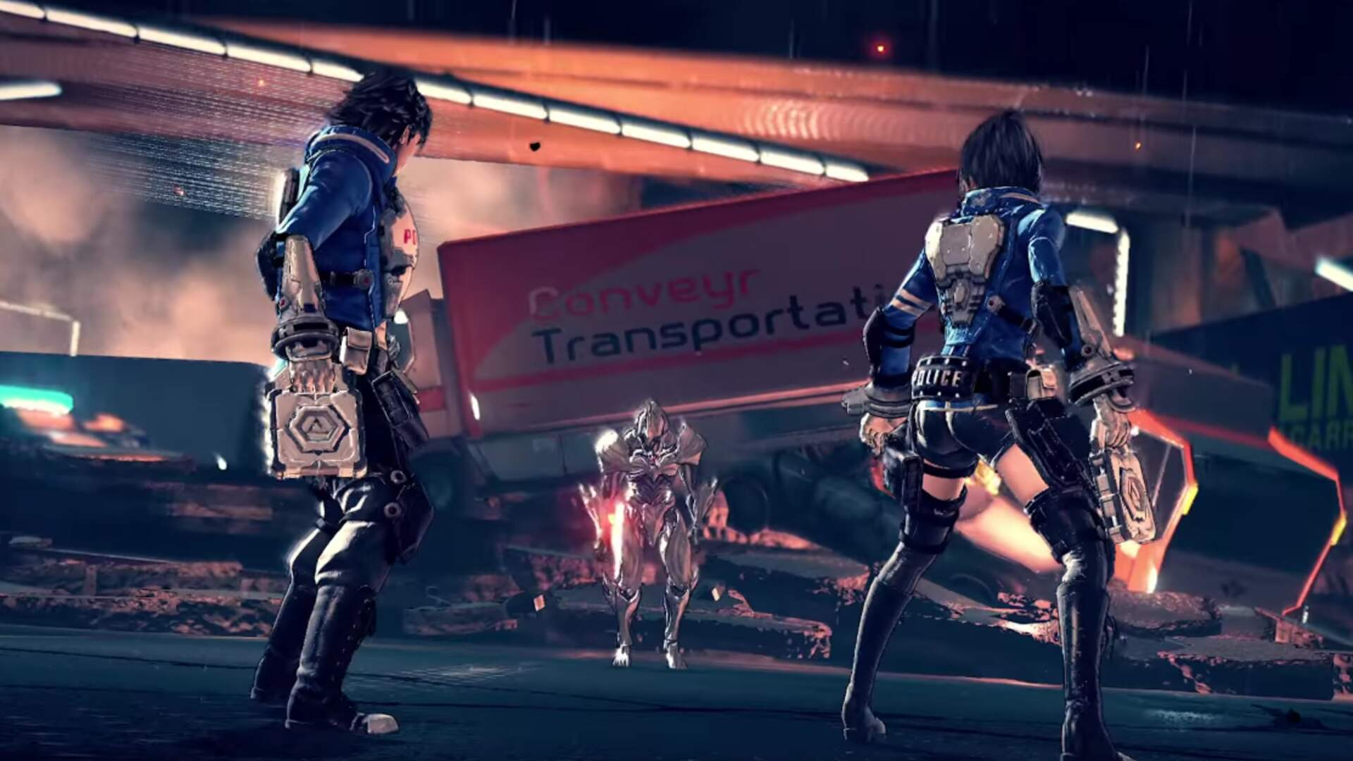 Astral Chain is a New Platinum Action Game From the Designer of Nier: Automata