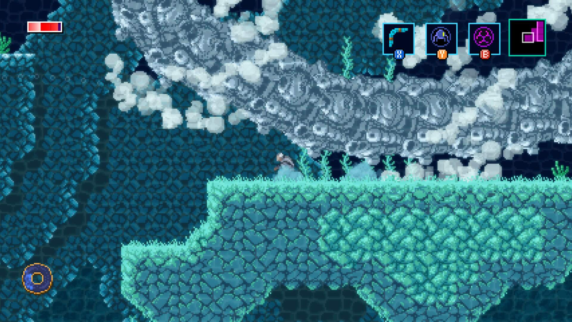 After Four Years of Development, Here's the First Glimpse of Axiom Verge 2