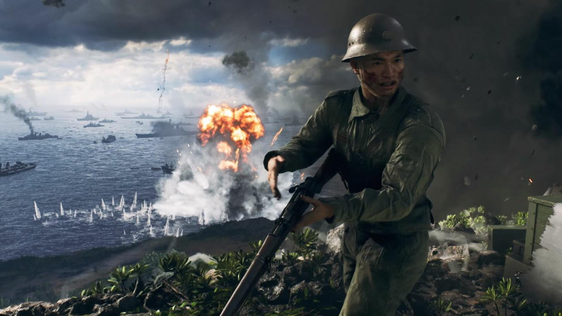 Battlefield 5 is Going Back to the Series' Roots With the Upcoming Pacific Update