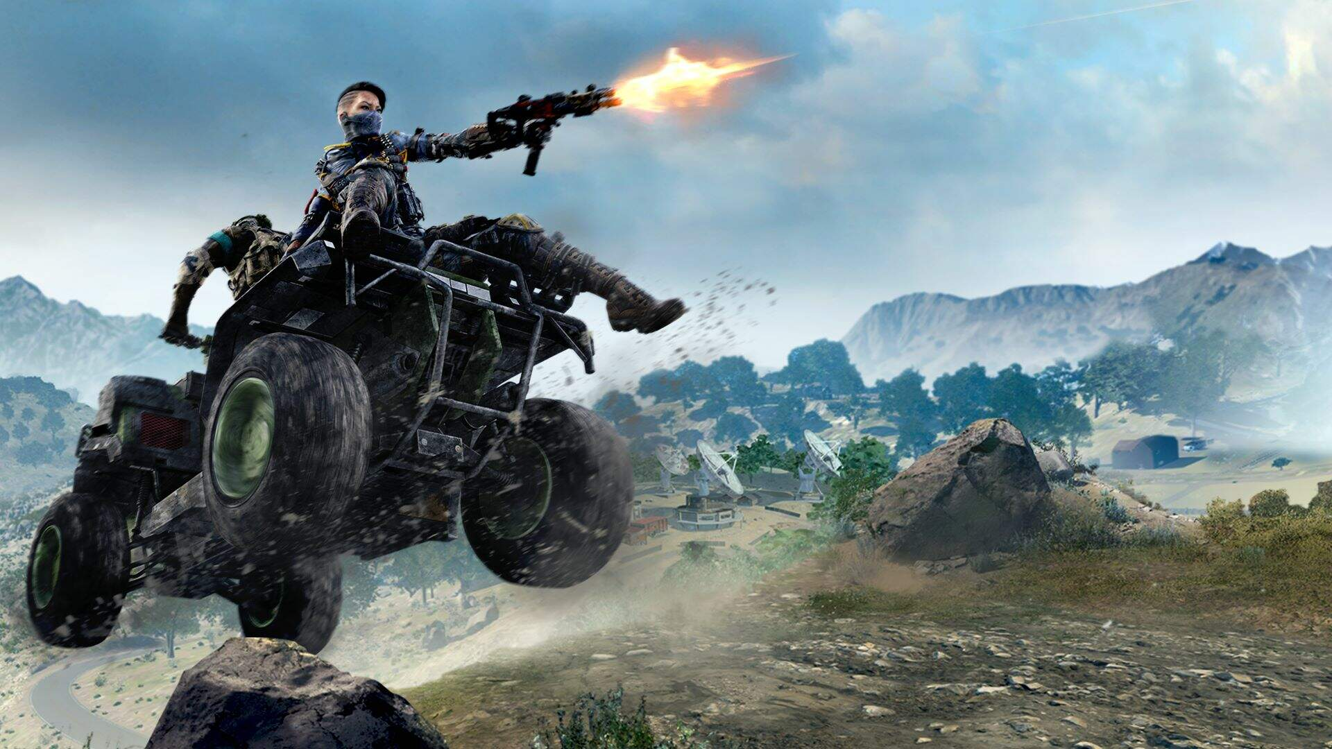 Call of Duty Blackout's Next Limited Time Mode is All Snipers and Melee Weapons