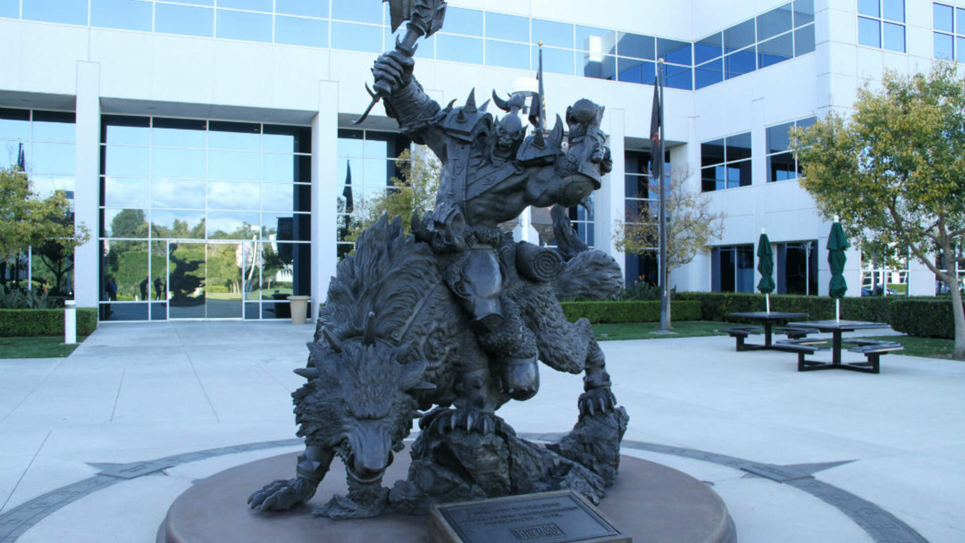 Activision Blizzard Layoffs Have Begun