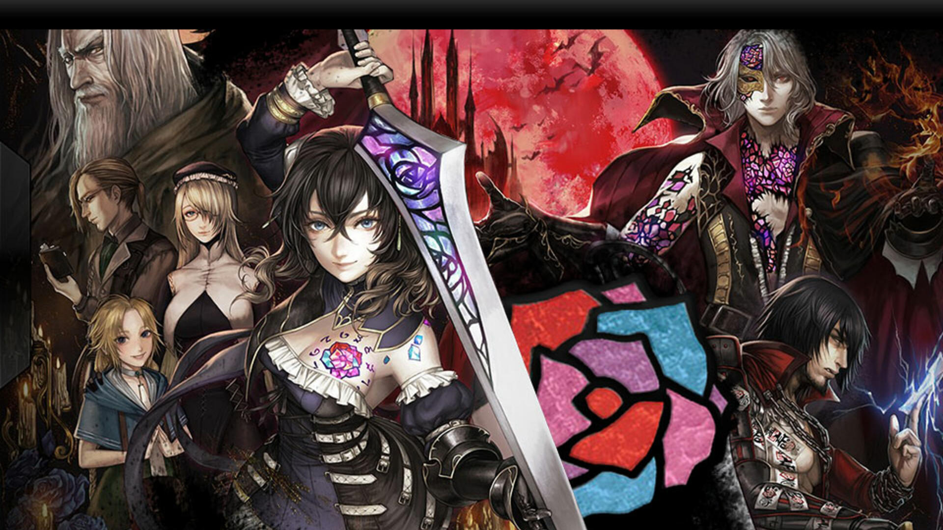 Bloodstained: Ritual of the Night Reminds Me How Much I Missed Touring Castles from Hell