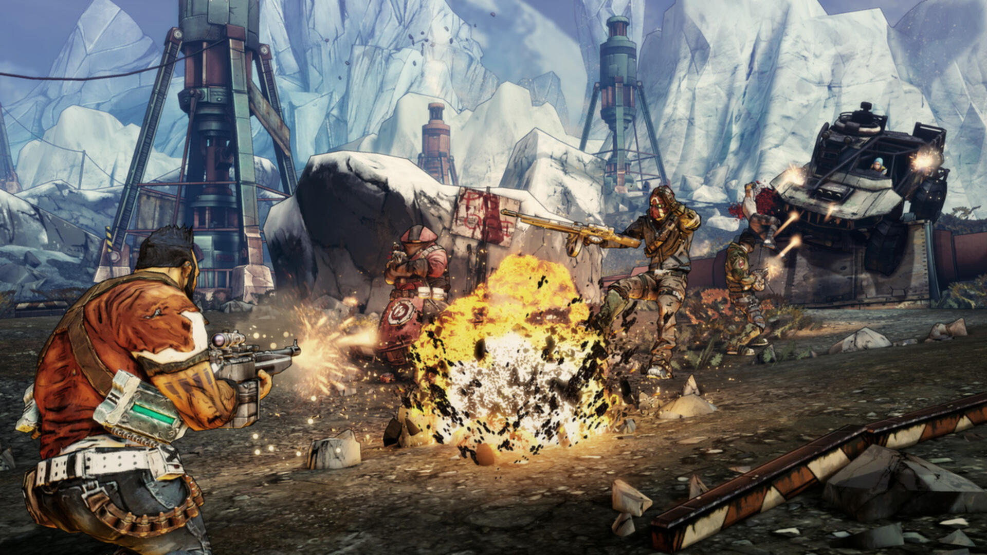 Now It Looks Like Gearbox is Teasing Borderlands 2 for Switch