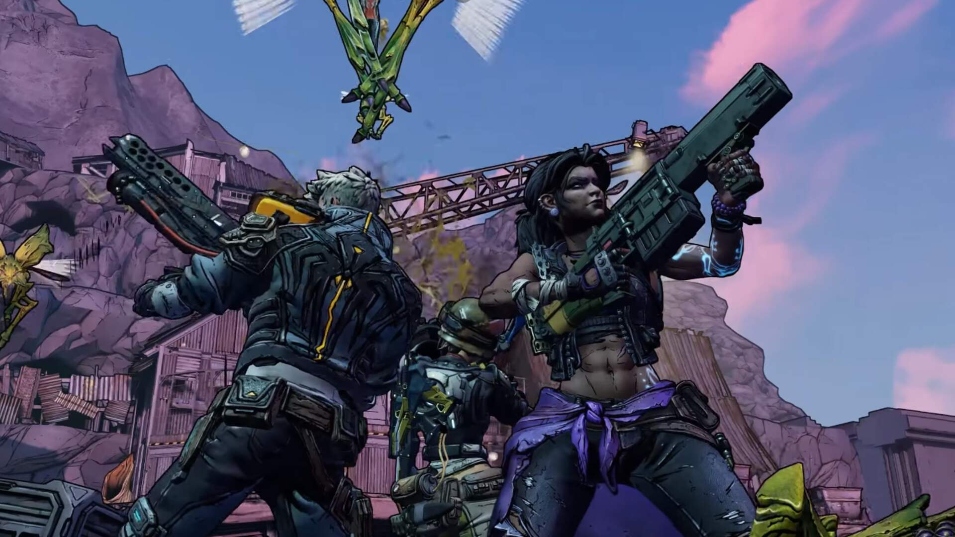Borderlands 3 Officially Announced, Watch the Trailer Here