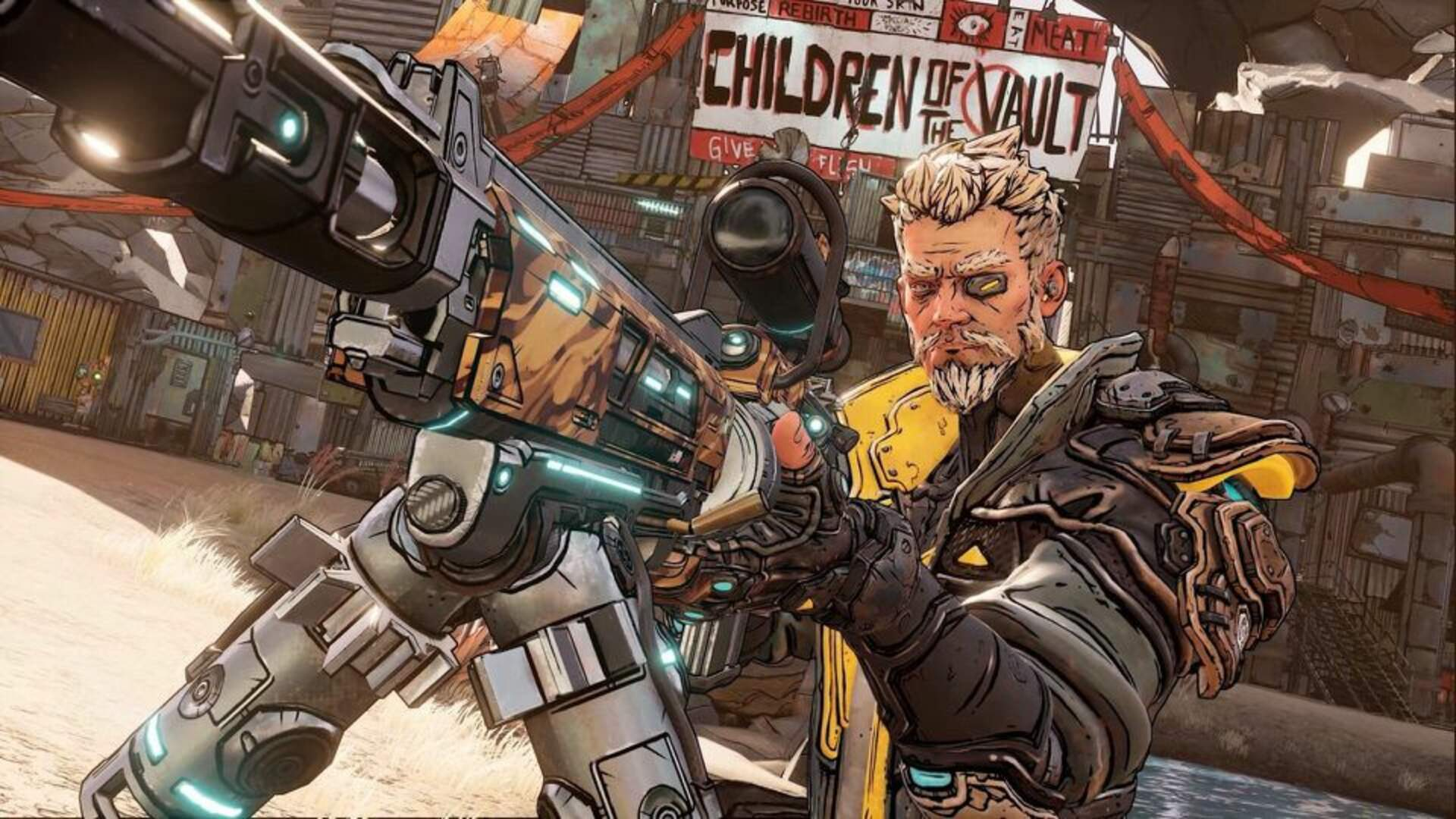 "Gearbox CEO Responds to Borderlands Review Bomb on Steam, ""Kinda Happy"" With Borderlands 3 Going to Epic"