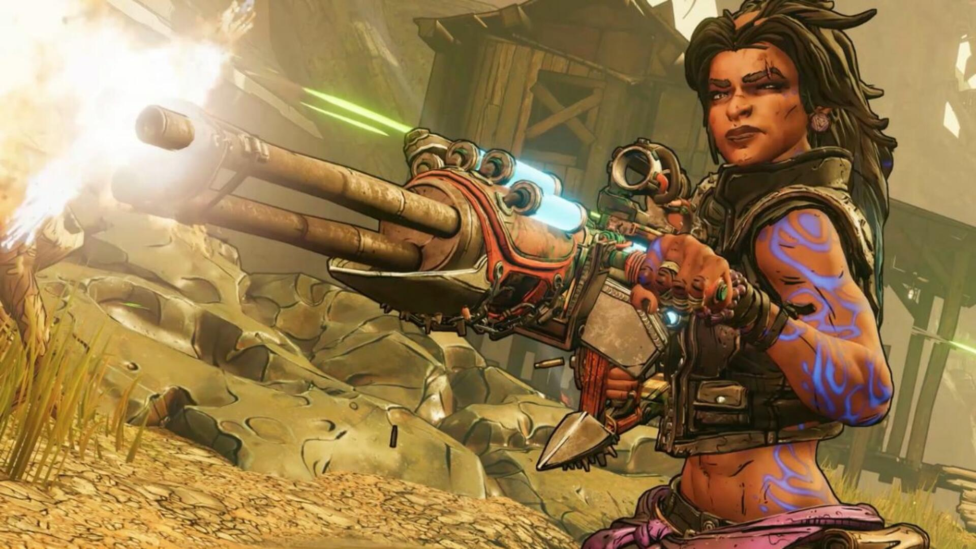 Watch Us Shoot So Many Bad Guys in Our 22 Minutes of Borderlands 3 Gameplay Footage