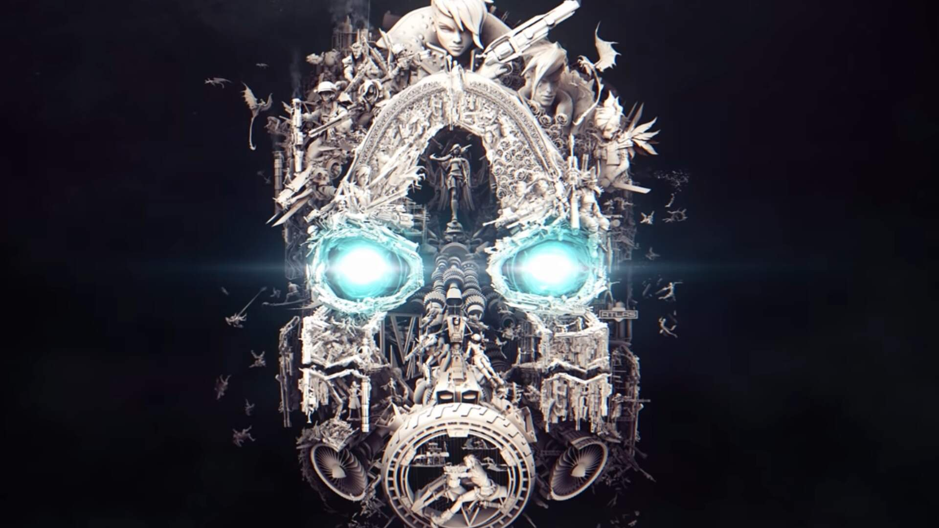 We Think This Is a Teaser for Borderlands 3, but We'll Find out Tomorrow