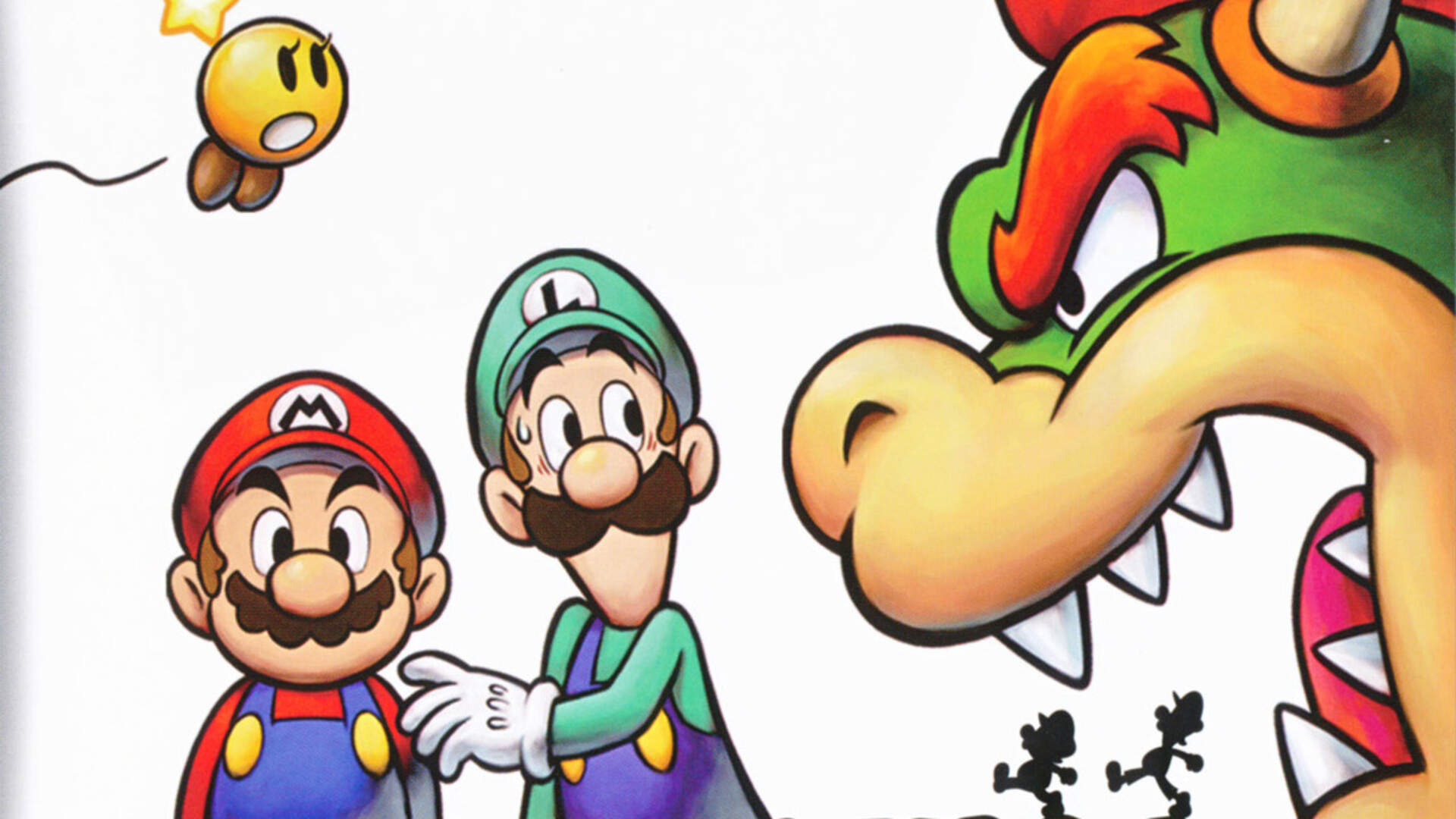 Mario & Luigi Series Developer AlphaDream Files for Bankruptcy