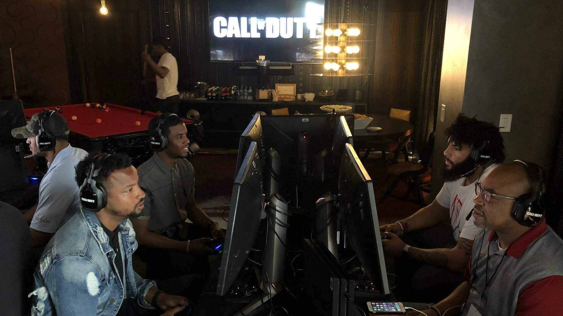 Famous Athletes Have Already Played the Unannounced Call of Duty 2019