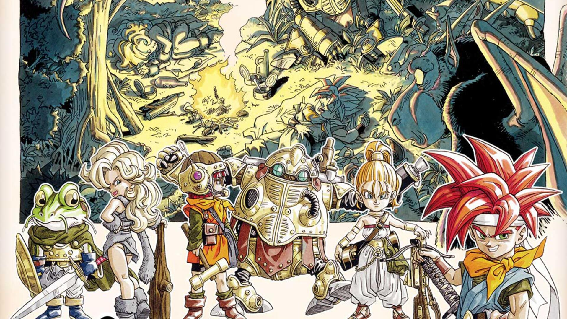 What Do You Think Is the Best RPG Not Named Chrono Trigger?