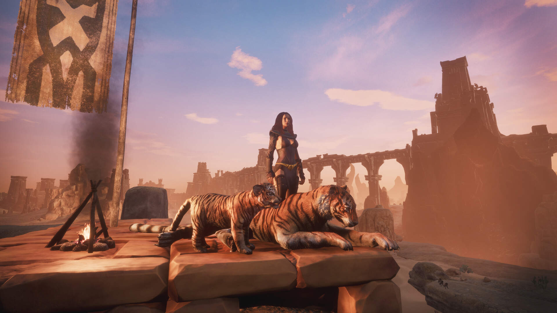 PS Plus Games for April Endowed With Conan Exiles and The Surge